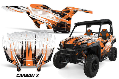 Carbon X - Orange Design