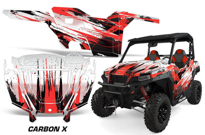 Carbon X - Red Design