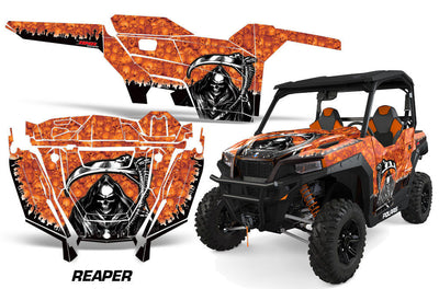 Reaper - Orange Background