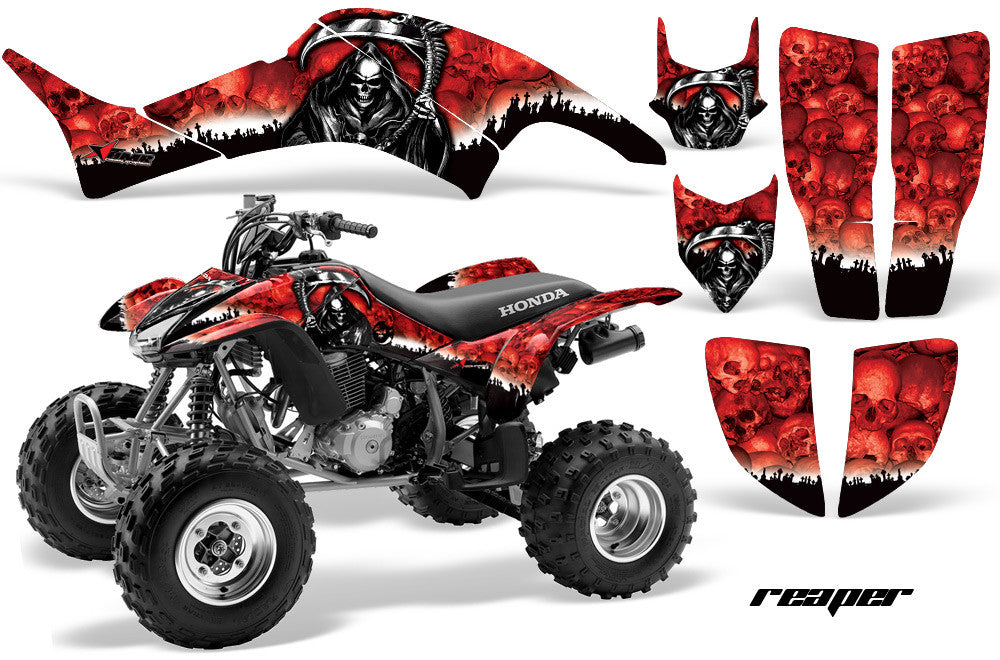 Honda TRX 400EX Graphics - Over 80 Designs to Choose From - Invision