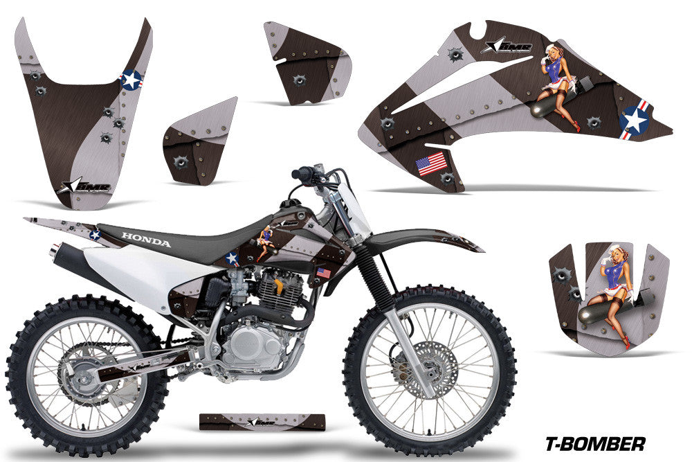 Honda CRF150F Graphics Kits - Over 80 Designs to Choose From ...