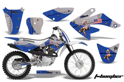 Bomber in Blue Design 2004-2010