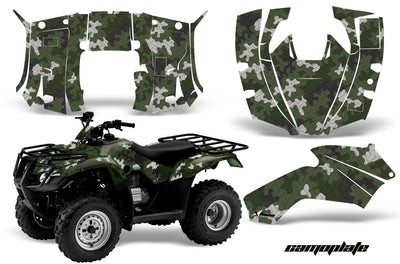 Camo Plate - Army Green