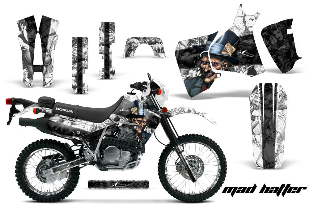Honda XR650L Graphics Kits - Over 100 Designs to Choose From ...