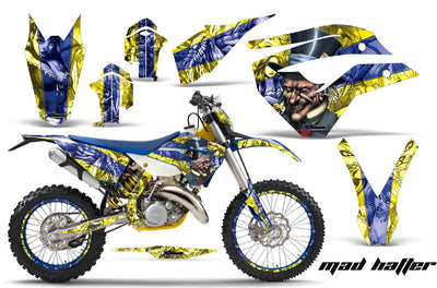 Husaberg TE 125 Graphics (2011-2012)