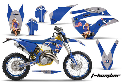 Husaberg TE 250 Graphics (2011-2012)