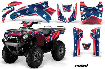 Rebel Flag - No Color Design