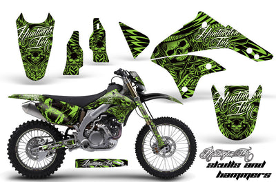 Kawasaki KLX 450 Graphics - Enduro (2008-2016)