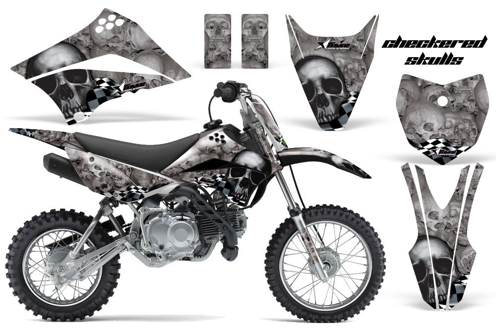 Kawasaki KLX 110L Graphics - Over 100 Designs to Choose From ... on kawasaki ksr 125, kawasaki klx110l review, kawasaki side by side, kawasaki dirt bikes, 2014 kawasaki 110l, kawasaki mx, kawasaki kx65,