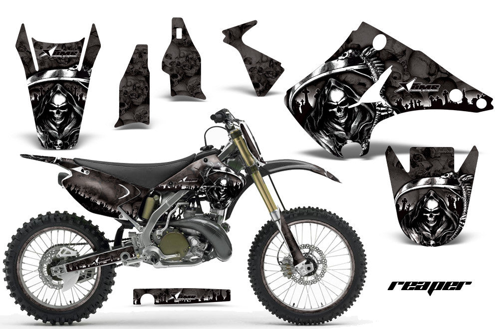 Kawasaki Kx125 Graphics Over 100 Designs To Choose From Invision