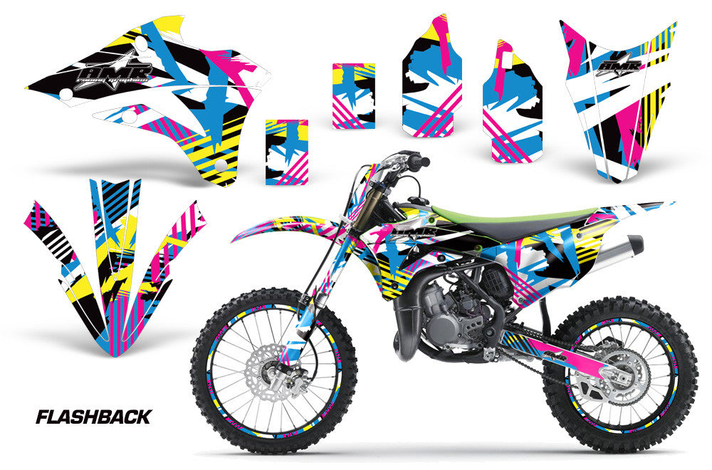 Kawasaki Kx85 Graphics Over 100 Designs To Choose From Invision