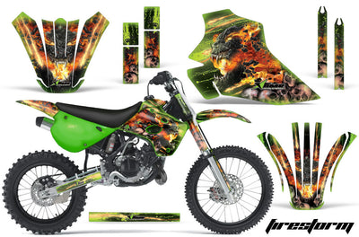 Firestorm - Green Design