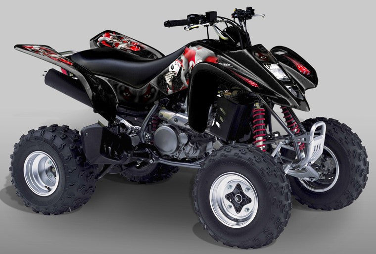Kawasaki Kfx 400 Graphic Kits Invision Atv Motocross Utv Graphics