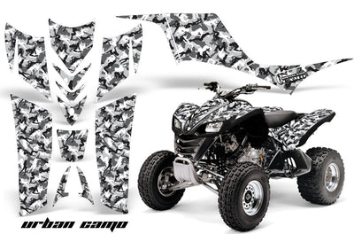 Urban Girl Camo - White Design