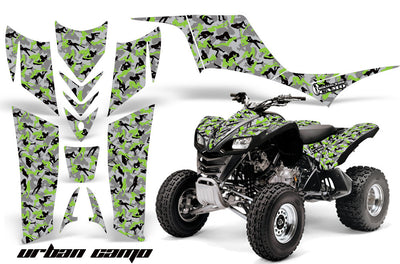 Urban Girl Camo - Green Design