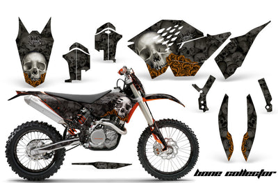 KTM XCW-200, XCW-250, XCW-300, XCW-530 Graphics (2011) - Kit C5