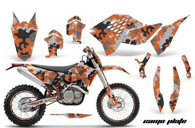 KTM EXC-450 / EXC-530 Graphics (2011) - Kit C5