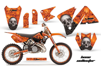 KTM EXC Graphics (2001-2002) - Kit C3