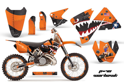 KTM MXC Graphics (2001-2002) - Kit C3