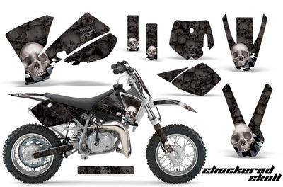 KTM SX-50 Sr. & SX-50 Jr. Adventurer Graphics (2002-2008)