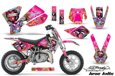 KTM SX65 SX Graphics (2002-2008)