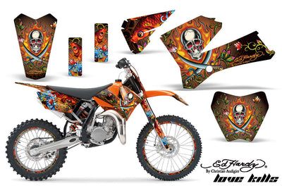 KTM SX85 Graphics (2006-2012)