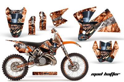 KTM EXC Graphics (1998-2000) - Kit C2