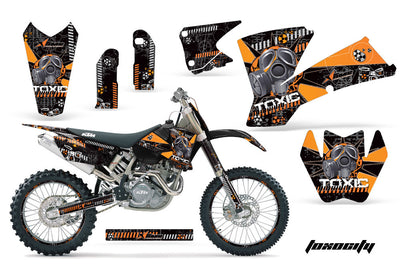 KTM SX Graphics (2001-2004) - Kit C1