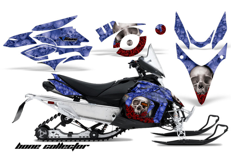 Yamaha Phazer Rtx Gt Snowmobile Graphics Invision Artworks