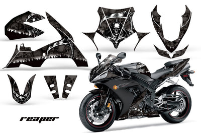 Yamaha R1 '04-'05 Reaper in Black