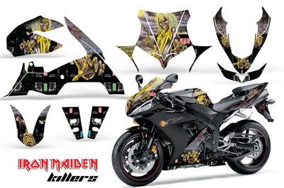 "Yamaha R1 '04-'05 Iron Maiden ""Killers"" NO COLOR OPTION"