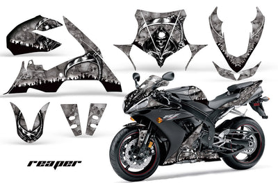 Yamaha R1 '04-'05 Reaper in Silver