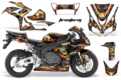 Honda CBR1000RR '06-'07 Firestorm in Black