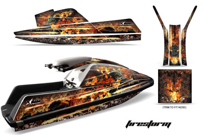 Firestorm - Black Design only