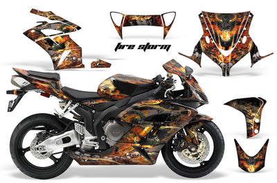 Honda CBR1000RR '04-'05 Firestorm in Black