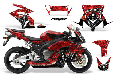 Honda CBR1000RR '04-'05 Reaper in Red