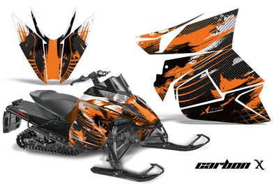 Carbon X in Orange Design