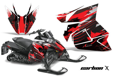 Carbon X in Red Design