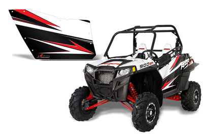 White Lightning  Polaris Brand 900XP 2011-'12