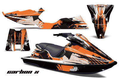 Carbon X - Orange, Design only
