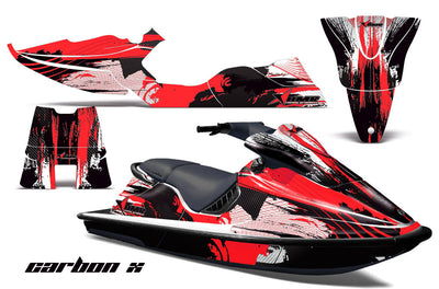 Carbon X - Red, Design only