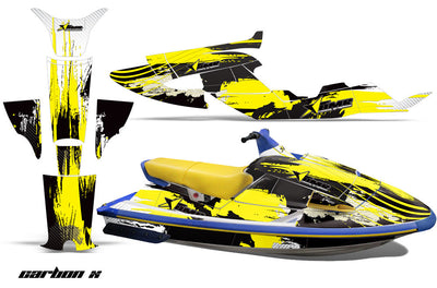 Carbon X - Yellow Design only