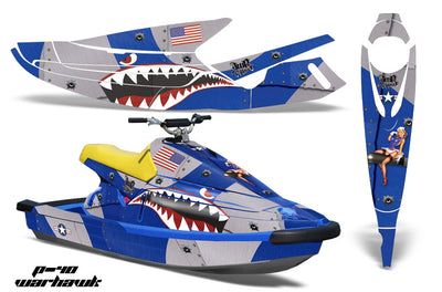 P-40 Warhawk - Blue Design only