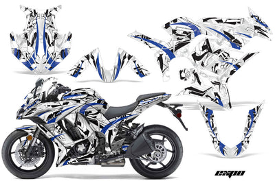 Expo - Ninja ZX1000 '10-'13 in Blue Design