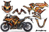 Firestorm - Ninja ZX1000 '10-'13 in Black Design