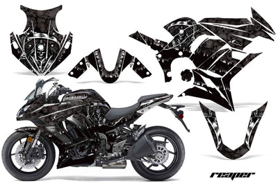 Reaper - Ninja ZX1000 '10-'13 in Black Background