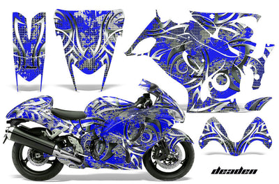 Deaden in Blue Design