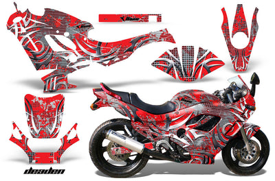 Deaden in Red Design