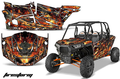 Firestorm - Black Design