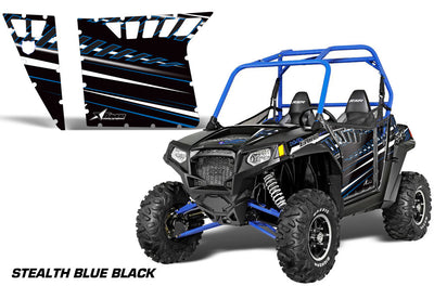 Stealth Blue Black (229-1010)